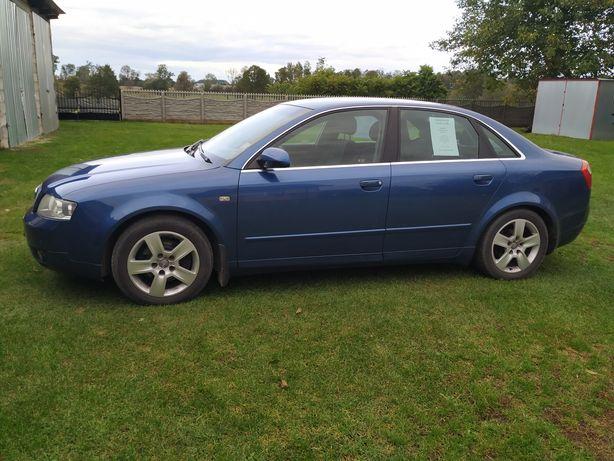 samochód Audi A4 B6
