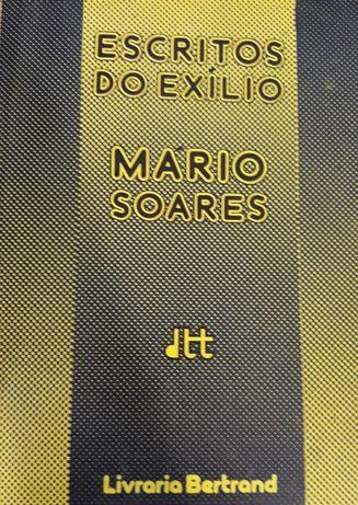Mário Soares - 2 LIVROS