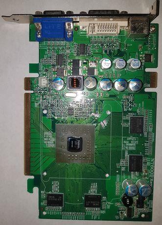 3 karty graficzne VGA pod PCI-e uszkodzone-stan nieznany