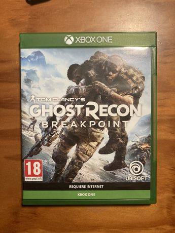 Tom Clancy Ghost Recon Breackpoint Xbox One / Xbox series