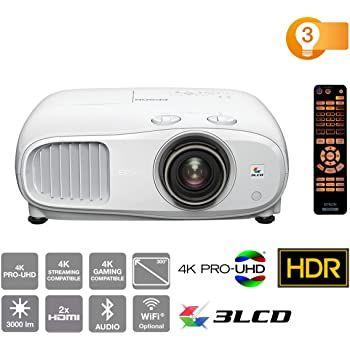 Проектор Epson EH-TW7100 4K PRO-UHD 3000 lm Нові!
