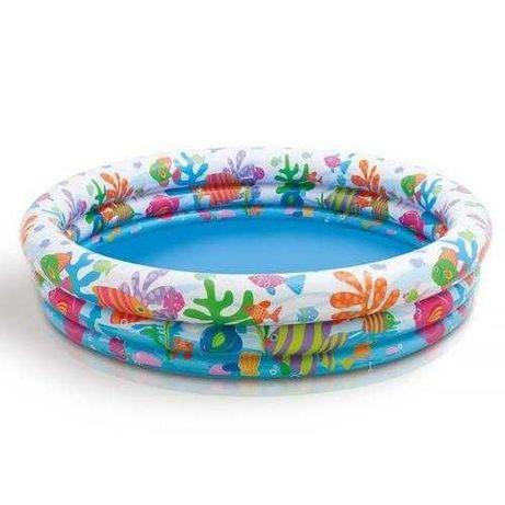 Бассейн надувной Intex для детей, Басейн надувний Intex для дітей