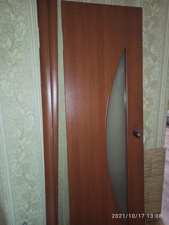 Продам полотно дверей стандарт ,60см, ціна договірна.