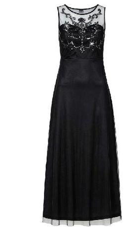 BODYFLIRT Sukienka wieczorowa S nowa czarna