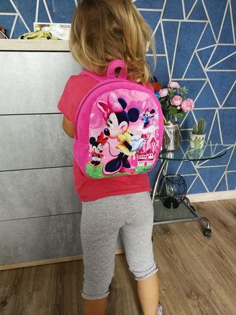 pluszowy plecaczek idealny do przedszkola