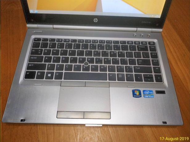 HP EliteBook 8470p (Core i5 / 6Gb / SSD)