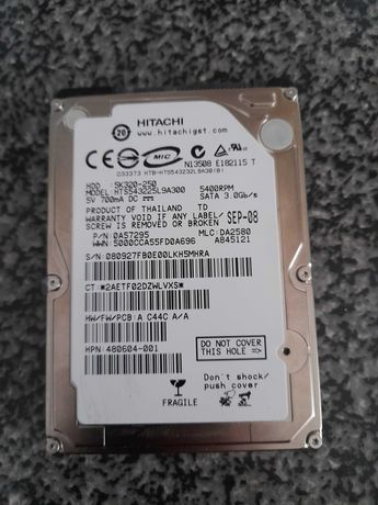 Disco HDD para portátil SATA - 250GB