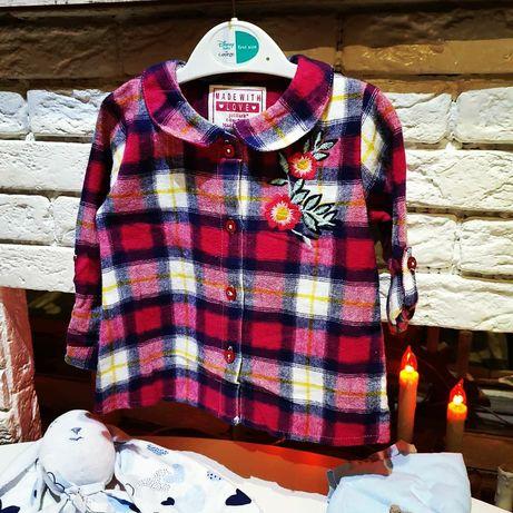 Рубашка для дівчинки