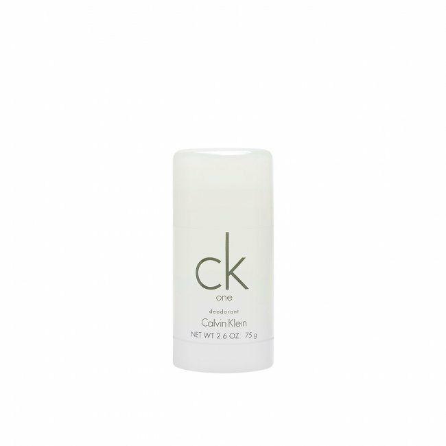 Calvin Klein CK one deodorant desodorante em stick unisexo