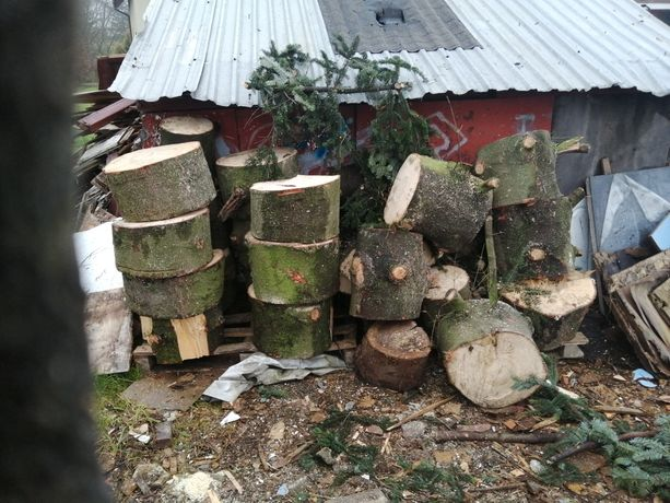 Sprzedam drewno na opał