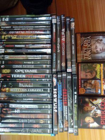 Filmy dvd ponad 40 sztuk
