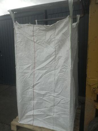 Worki Big Bag uzywane rozmiar 96/96/180cm Dwulejowe na Spożywkę
