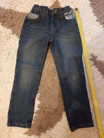 Джинсы на мальчика, размер 113-119 см, 6 лет