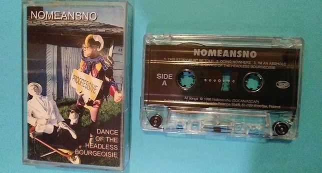 Nomeansno – Dance Of The Headless...1998 - KASETA MAGNETOFONOWA