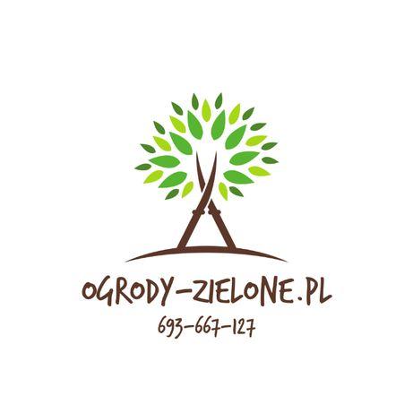 Usługi ogrodnicze, zakładanie ogrodów, nawadnianie, kamienie ogrodowe