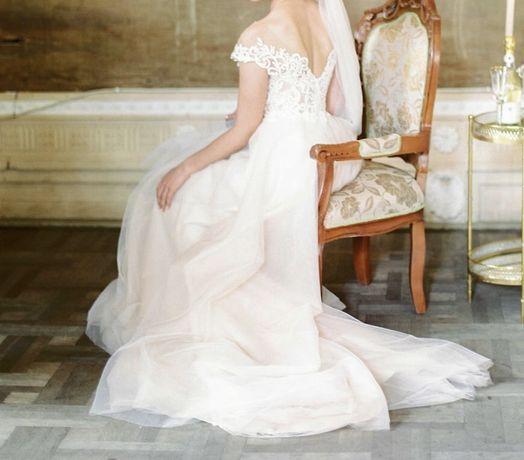 Свадебное плятье