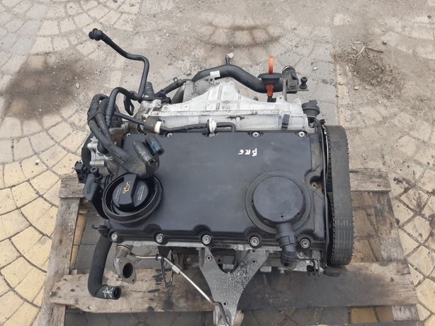 Silnik 2.0 TDI  140KM BRE BLB Audi A4 A6 Skoda Superb