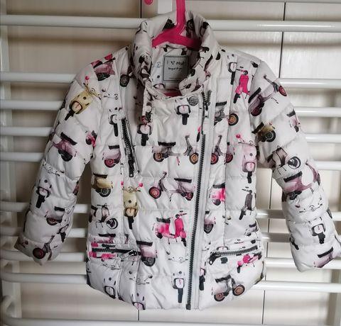 NEXT kurtka dla dziewczynki rozmiar 3-4latka 104 cm
