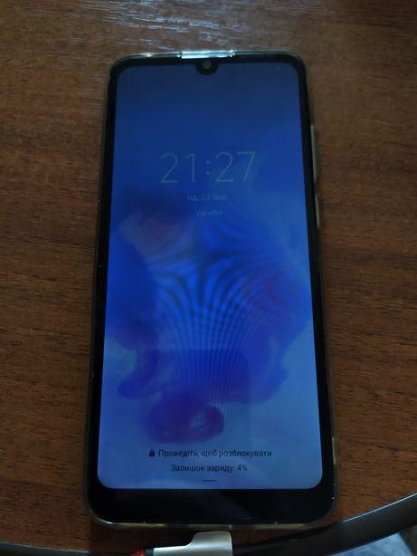 Huawei y6 2019 (2/32) black