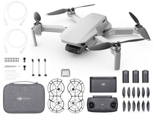 Dron DJI Mavic Mini 2.7K 30min COMBO OKAZJA SKLEP Białystok