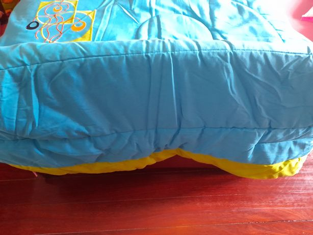 Colcha  de cama de menino