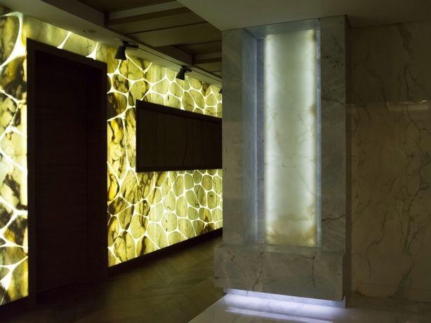 Мраморная плитка на стены и полы, ступени