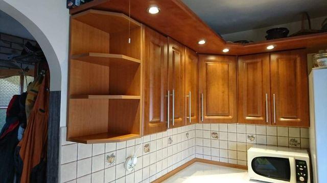 Komplet zestaw mebli szafek kuchennych