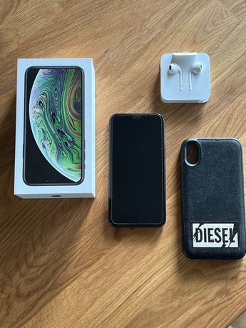 iPhone XS 64 GB Space Gray - stan idealny