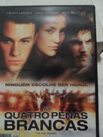 As Quatro Penas Brancas - DVD