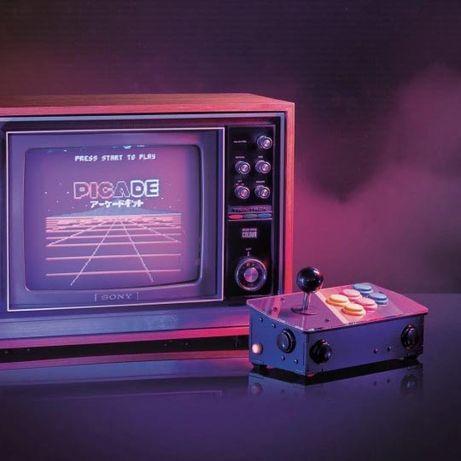 Picade - Retro konsola Arcade