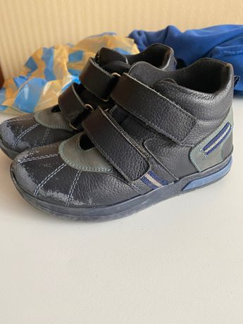 Деми ботинки Minimen, размер 28, 18см стелька