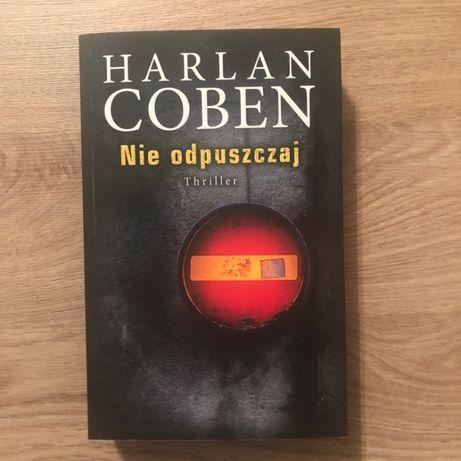 """Książka """"Nie odpuszczaj"""" Harlan Coben"""