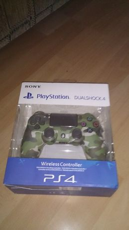 Pad Bezprzewodowy Sony DualShock 4 V2 Ps4 Moro Nowy W Pudełku