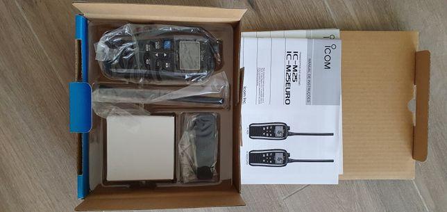 VHF Marine Transceiver IC-M25