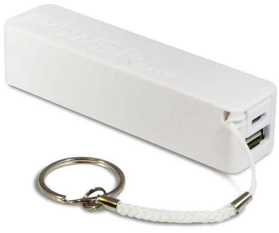 Przenośna ładowarka akumulatorów 18650 z brelokiem (Power Bank)