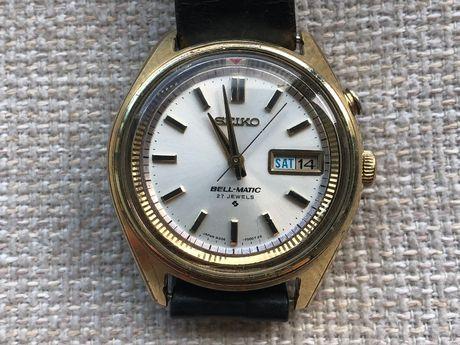 Relógio Seiko, anos 60