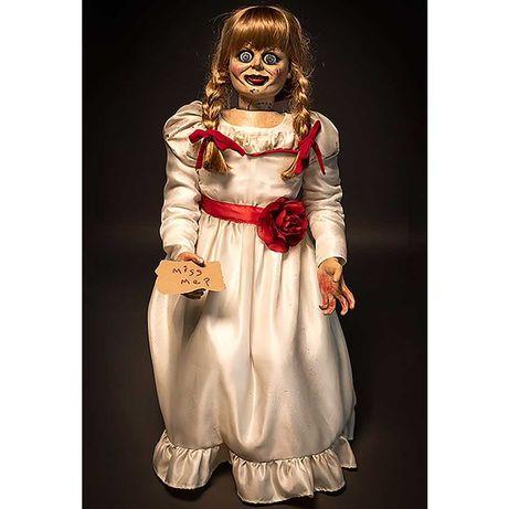 Vendo Boneca Annabelle - The Conjuring tamanho real da Trick or Treat