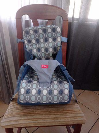 Cadeira de bebê portátil