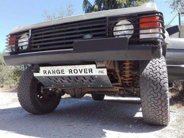 Land Rover Proteção Frontal para Range Rover.