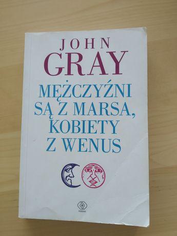 Mężczyźni są z Marsa, kobiety z Wenus, John Gray
