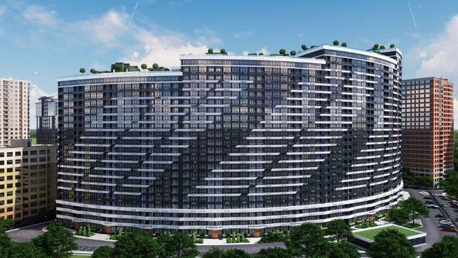 3-к квартира для семьи в Аркадии! Новый комплекс с террасой на крыше