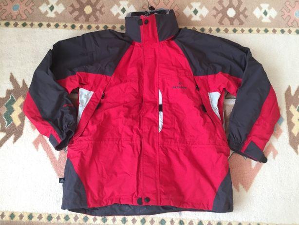 Kurtka narciarska zimowa Bergson Supra Tex męska XL czerwona czarna