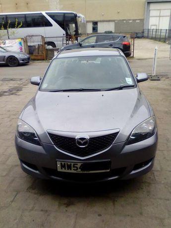Mazda 3BK 2003-2007г,1.6 бензин,запчасти,разборка,консультация.
