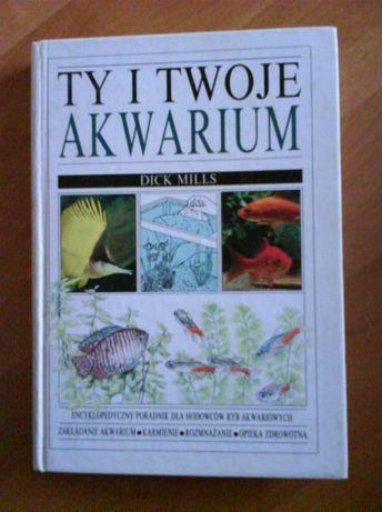 Książka - TY i TWOJE akwarium
