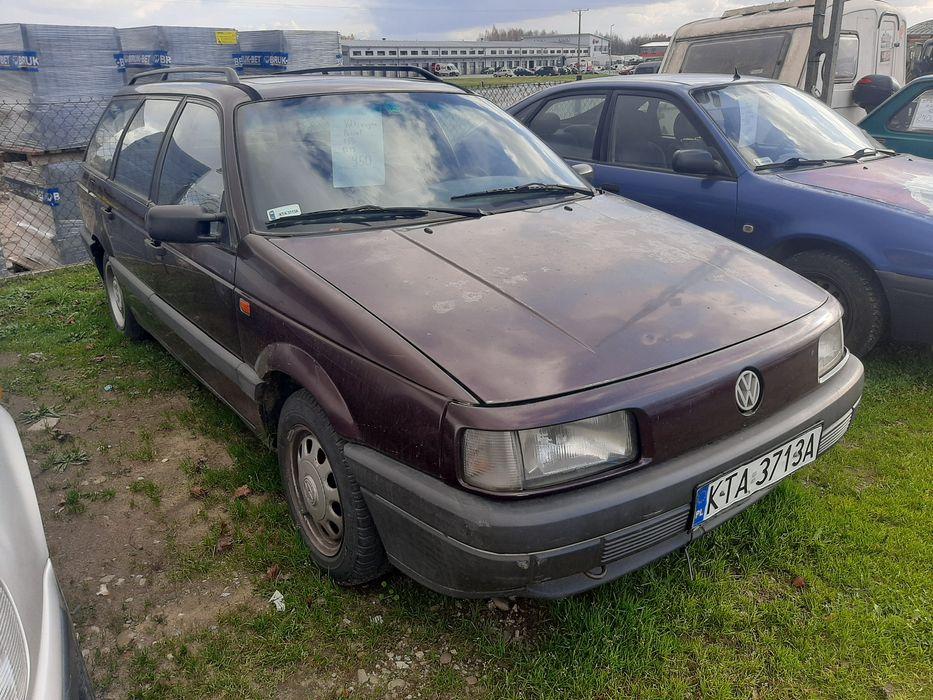 Sprzedam VW Passat B3 1.9D Brzozówka - image 1