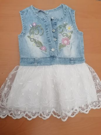 sukienka roz. 86