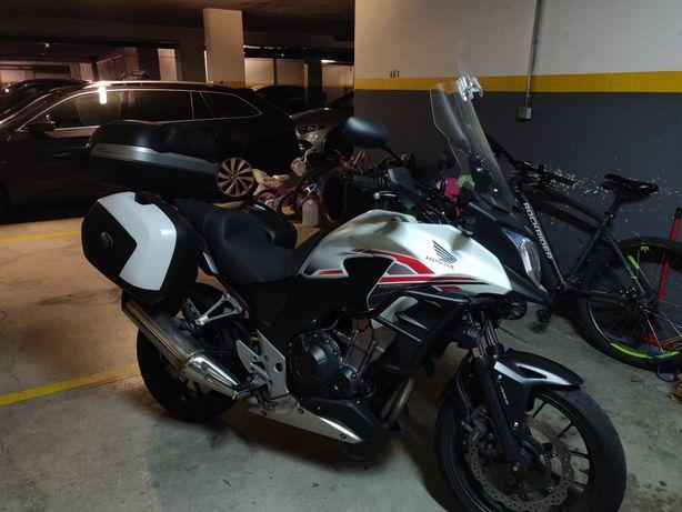 Honda CB500XA 2015