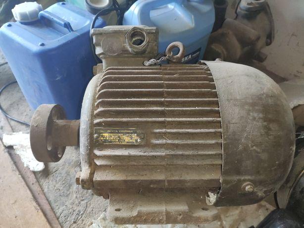 Електродвигун 5,5кВт 380в 1450 обор.
