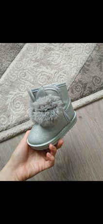Угги, ботинки зимние, ботіночки зимові