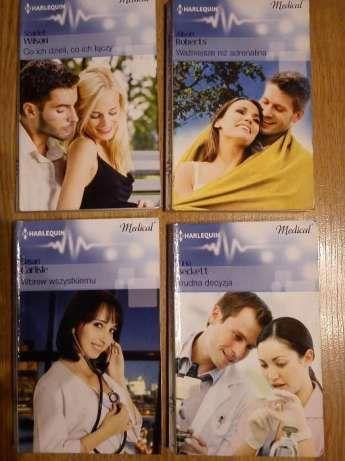 Medical romance Temptation Pokusa Desire Światowe życie 25 książek